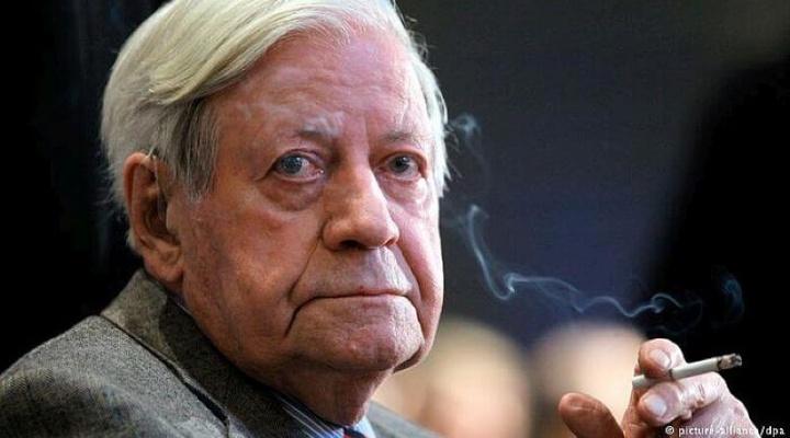 Helmut Schmidt: el filósofo pragmático
