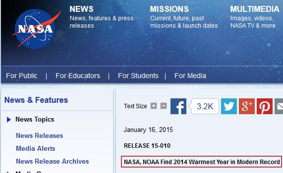 NASA-2014-ano-mas-caliente