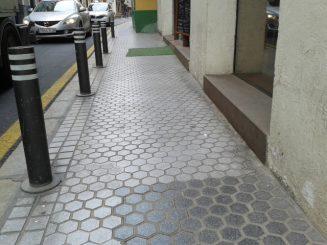 Calle Trajano, en Sevilla.