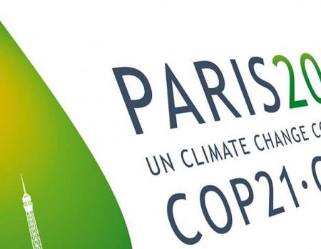 El mercadillo de Navidad de París: COP21