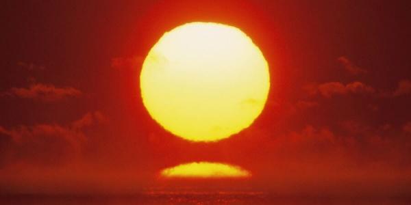 Influencia del Sol en el sistema climático terrestre