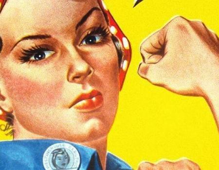 Carolina Punset reivindica el feminismo