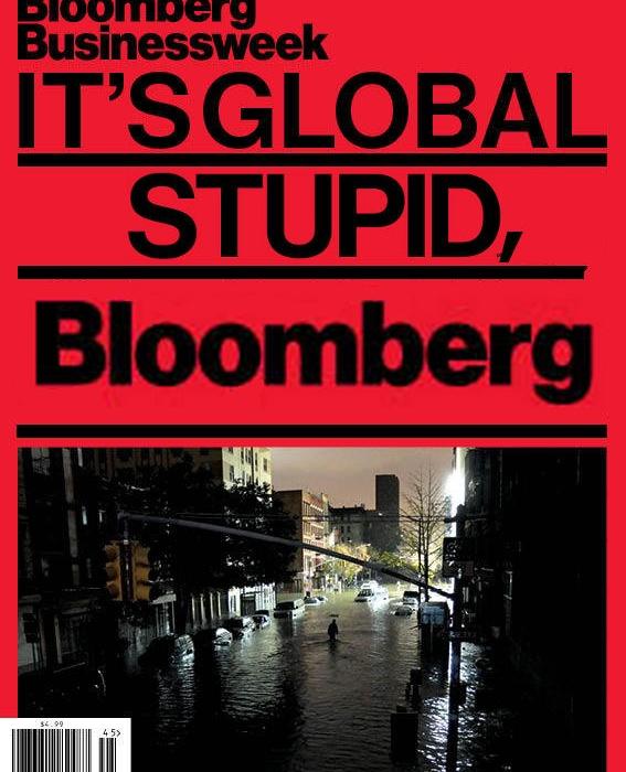 El huracán Sandy y la prensa turbamulta