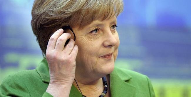 Los 'piigs' no votaron a Angela Merkel