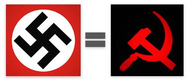 El nazismo era socialista y el socialismo es totalitario
