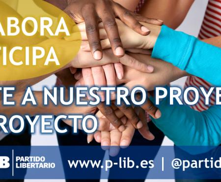 El P-LIB sí tiene programa de gobierno