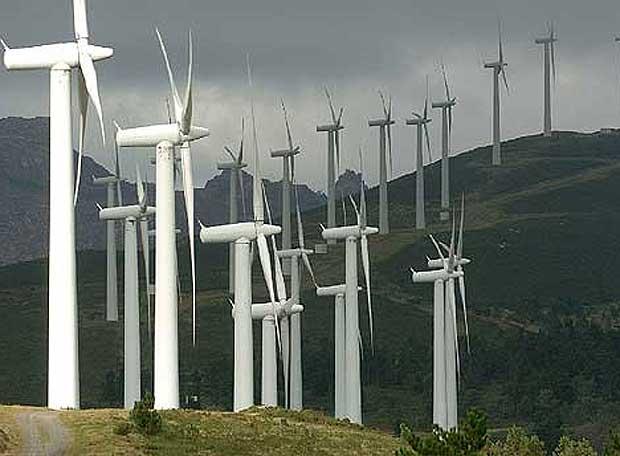 El viento, la magia y la mentira de la energía eólica