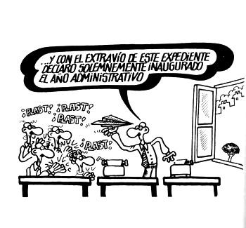Algunas ideas sobre la Administración Pública