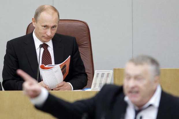 El mundo, Zhirinovsky y la singularidad de Vox en la derecha europea