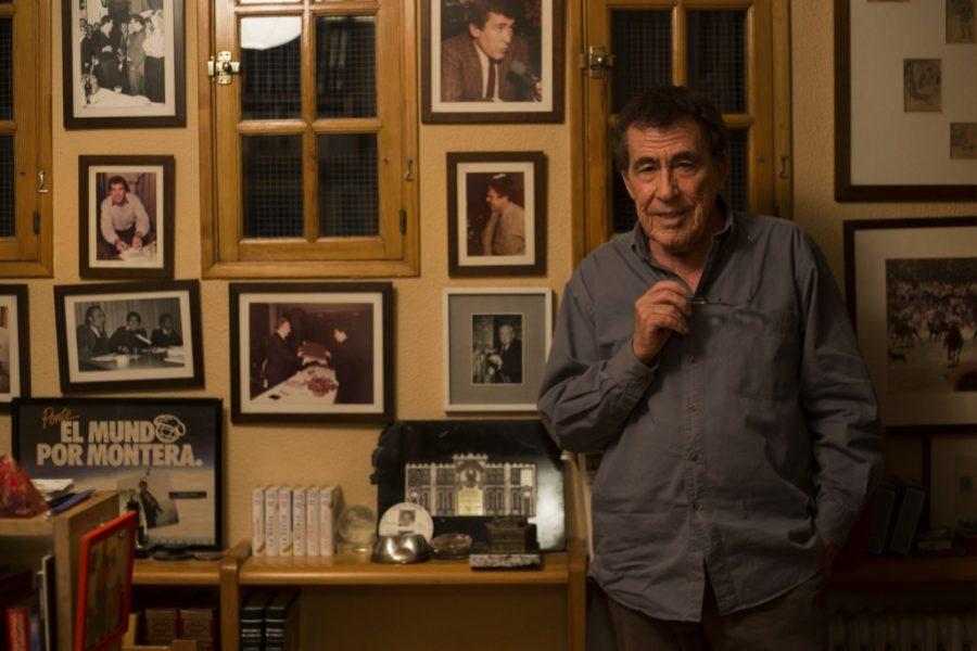 El forjador de mitos (entrevistas a Fernando Sánchez Dragó)