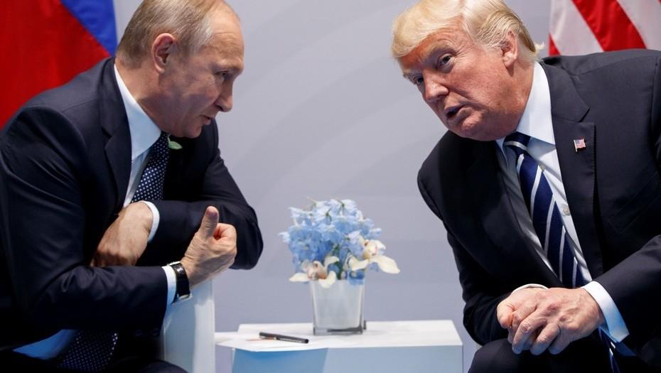 Trump y Putin, una historia de amor (Entrevista a Luke Harding)