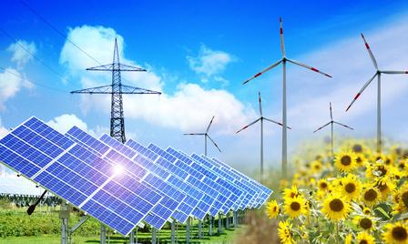 Las energías renovables en Alemania. Números