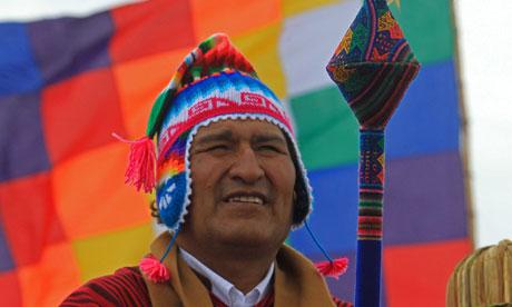 """Expropiaciones de Evo Morales y excusas de """"3500 millones"""""""