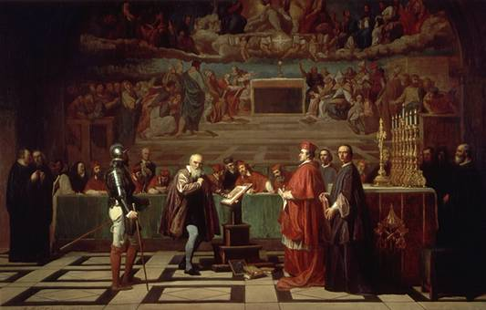Galileo y la Inquisición. Escépticos y alarmistas. ¿Quién es quién?