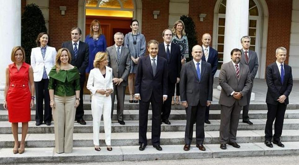 Tras la explosión en el PSOE