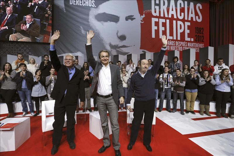 Deconstruyendo el PSOE