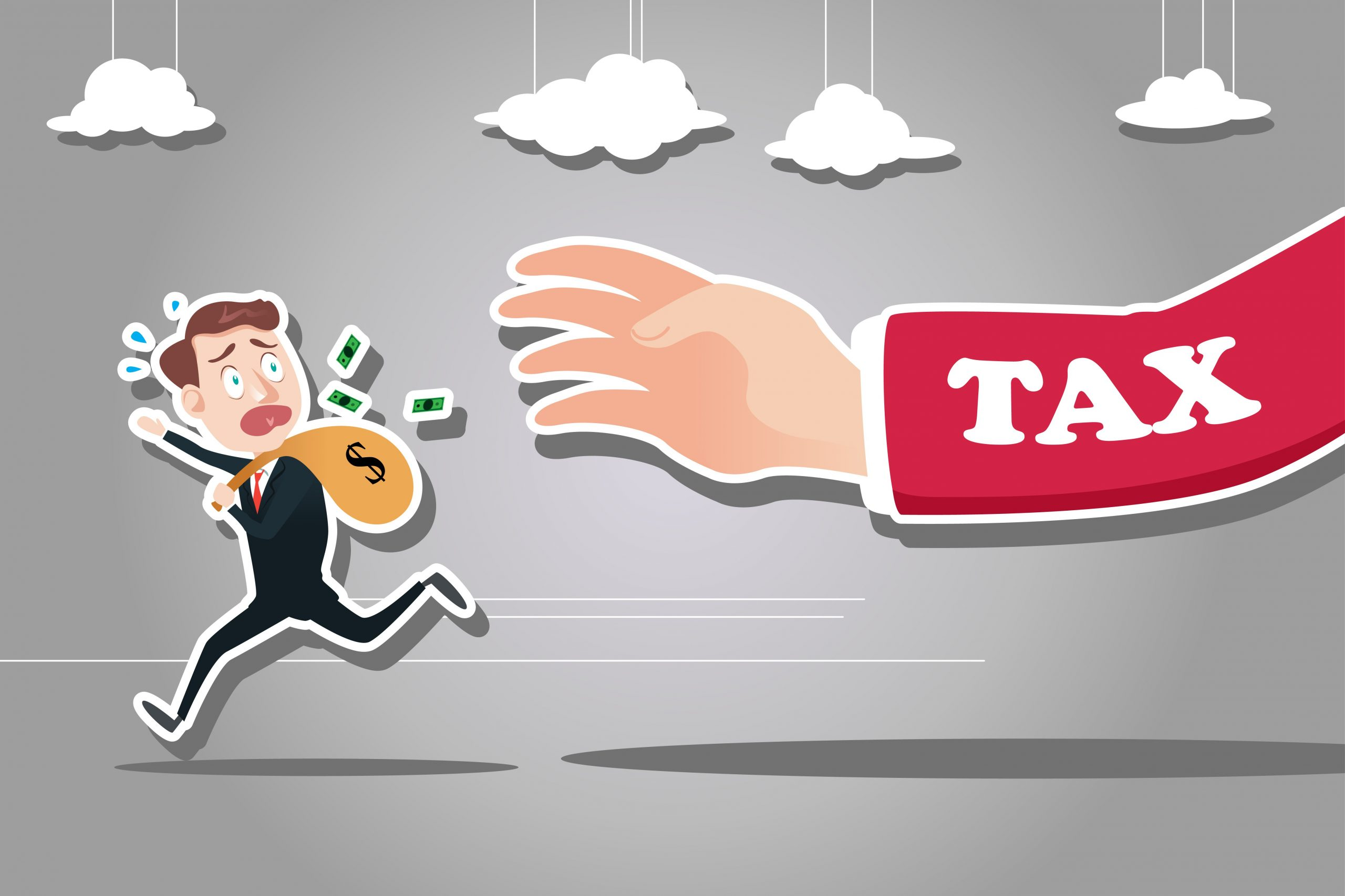 Los impuestos los pagas tú