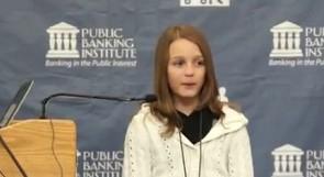 Victoria Grant, la preciosa niña inflacionista.