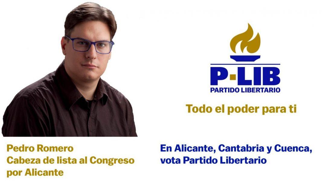 Entrevista a Pedro Romero – Partido Libertario