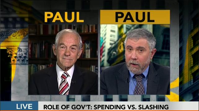 Lo último de Krugman