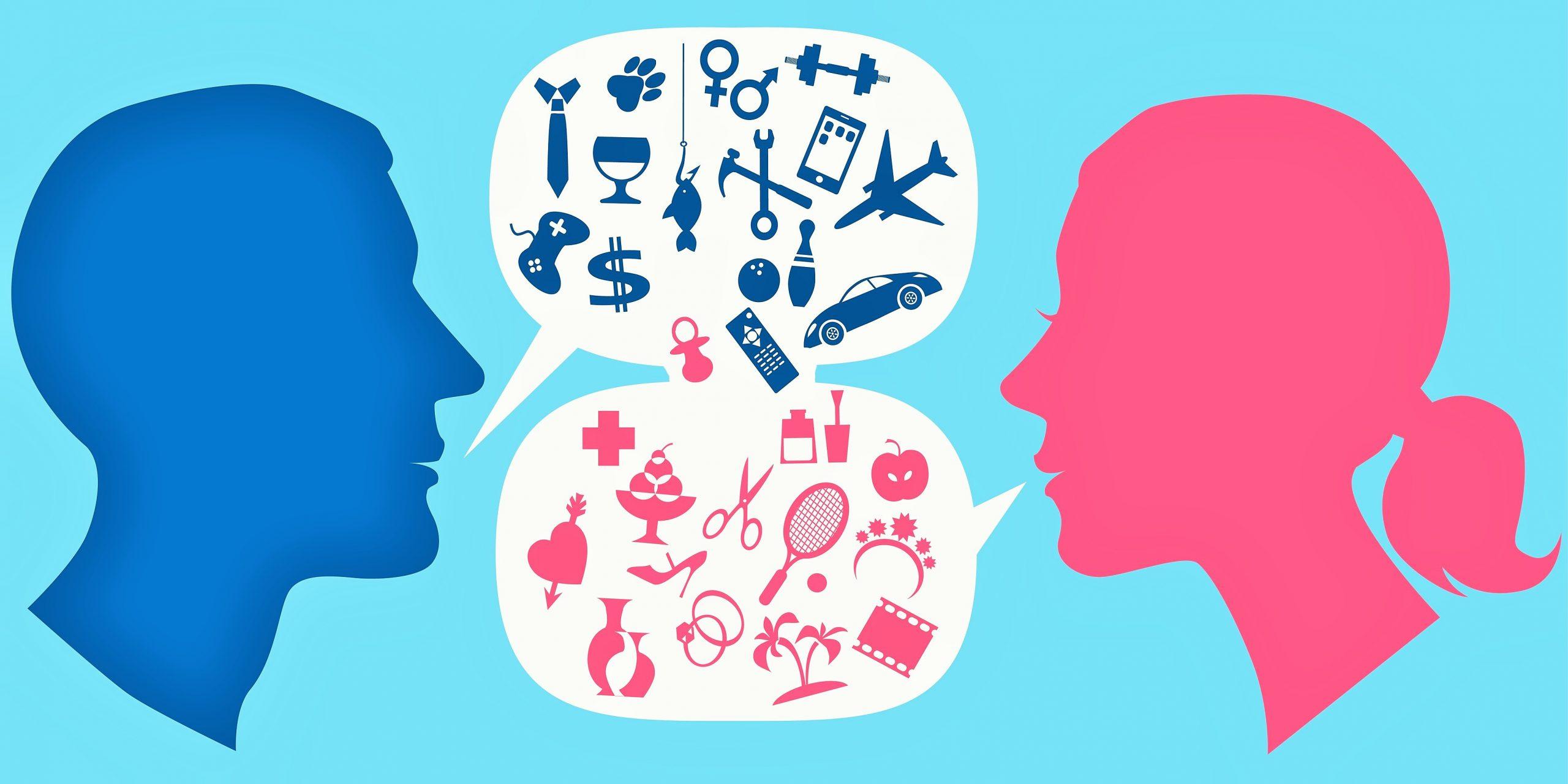 La socialización no explica las diferencias sexuales