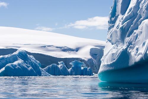 Sorprendente: en la Antártida Central el CO2 no se comporta como gas de efecto invernadero