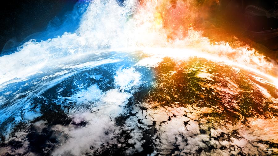 La última broma de El Mundo: máxima temperatura en 115.000 años