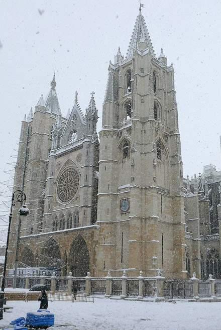 Castilla y León tampoco se ha calentado mucho desde 1.930