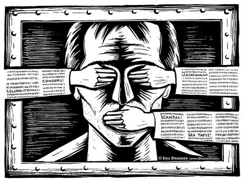 Una nueva campaña ecologista de censura en ciencia.