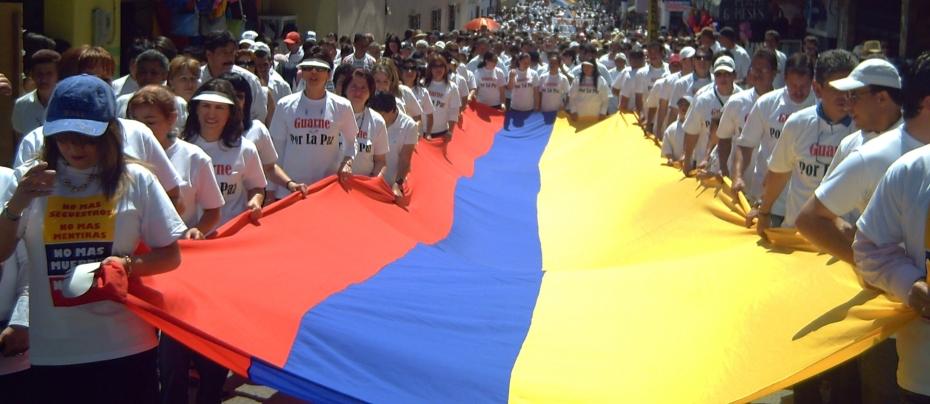 """Colombia dice """"no"""" a la impunidad, no a la paz"""