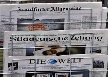 Encuentro Merkel-Zapatero. Repaso a la prensa alemana (act. 13:00 Horas)