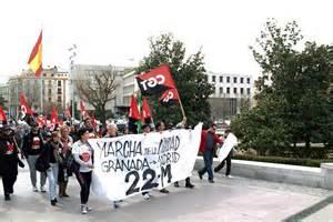 #22M. Andaluz: ¿Marchas por tu dignidad y contra el peor Gobierno de Europa?