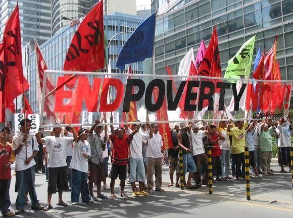 Por qué los pobres no son cada vez más pobres.