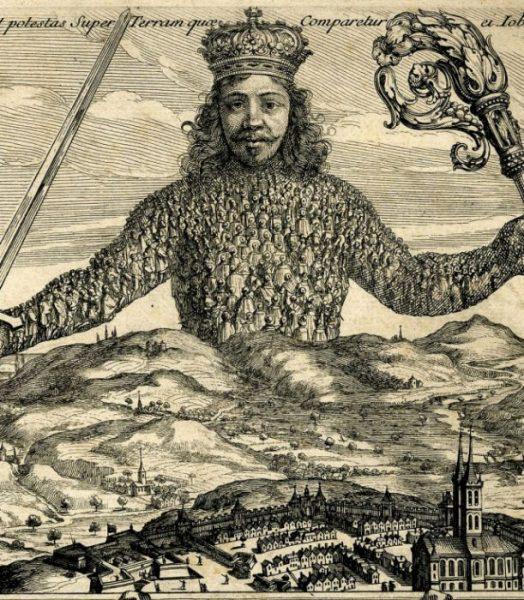 Felipe VI y el Leviatán español