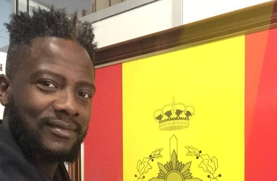 La dignidad de un inmigrante (entrevista a Yves Bertrand Ndongo)