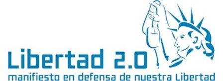 Libertad 2.0; jornada contra la Ley Sinde el próximo Viernes 30 de Abril