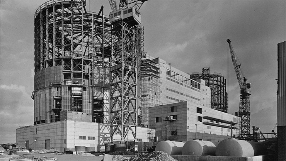 Esas viejas, obsoletas e inseguras centrales nucleares