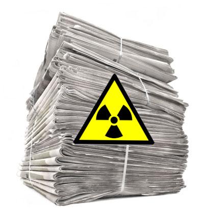 Periodismo radiactivo