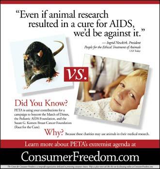 PETA mata (y no solo animales)