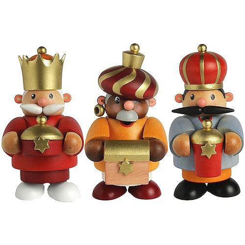 Los Reyes Magos, el hombre y sus necesidades