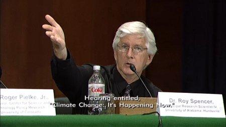 Nuevo estudio (Roy Spencer). Calentamiento global, menos de la mitad. Una hipótesis alternativa, como pedían.