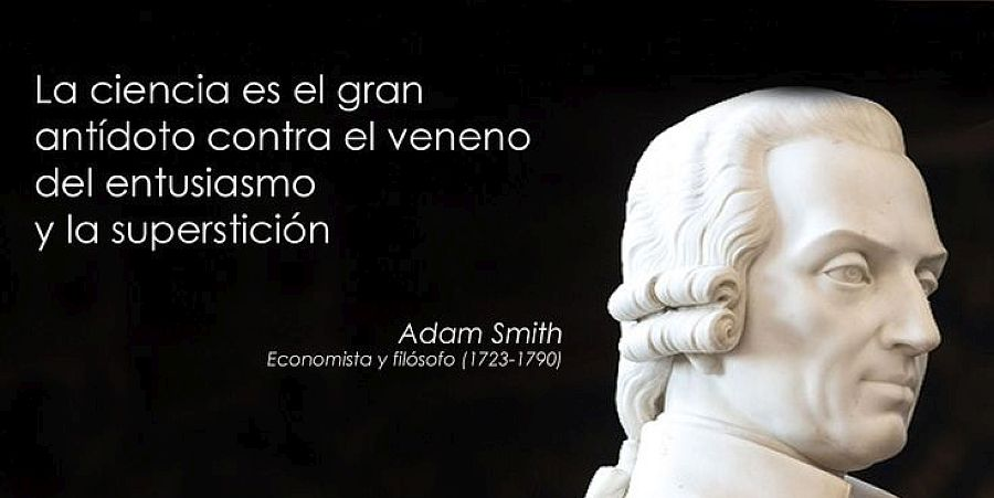 Recordando a Adam Smith