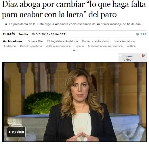 Susana Díaz crea empleo de la forma más cara e inútil posible