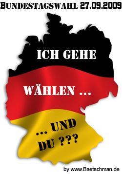 Los alemanes deciden volver a ser gobernados